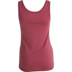 Tufte Wear Summer Wool Toppi Naiset, roan rouge